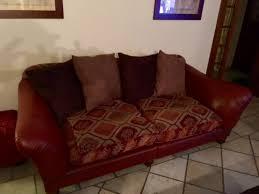 canapé cuir style anglais achat salon revendre meubles com