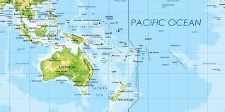 pacific region map region map pacific region upci
