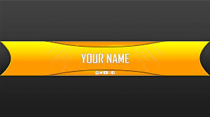free youtube banner templates helmar designs