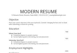 Human Resources Resume Objective Examples by Example Of Resume Objective Sample Resume Objective Example 7