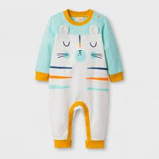 baby boy sweater baby boys sweater romper cat gray yellow stripe target