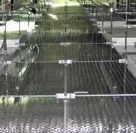 Cleanroom Ceiling Tiles by Cleanroom Ceilings Cleanroom Ceiling Grid Walkable Ceilings