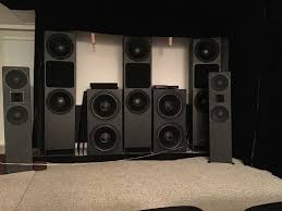 flat subwoofer home theater jtr noesis 215rt 7 channel home theater surround system best of