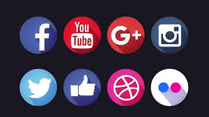 social media icons pack videohive after effects template youtube