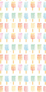 removable wallpaper wallpaper pastel popsicle ice lolly ice