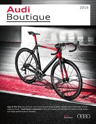 audi bicycle 2016 audi boutique canada english by staples promotional products