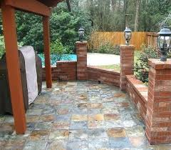 Covered Patio Ideas For Backyard by Patio Townhouse Patio Privacy Ideas Townhouse Front Patio Ideas