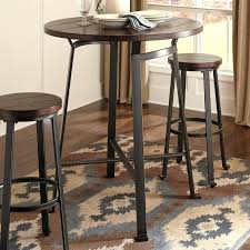 Industrial Bistro Table High Bistro Table Bmhmarkets Club