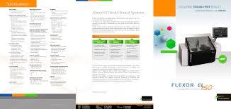 193 best brochure design u0026 flexor el150 elitech group pdf catalogue technical documentation