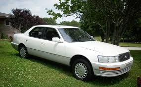 lexus ls400 models 1991 lexus ls400 white very nice condition classic lexus ls 1991