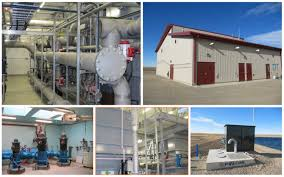 east balzac water treatment plant tritech group ltd