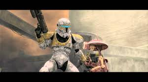 star wars clone wars clone commando gregor battle