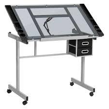 White Art Desk Best 25 Drawing Desk Ideas On Pinterest Drawing Tables