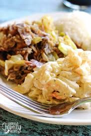 authentic hawaiian macaroni salad favorite family recipes