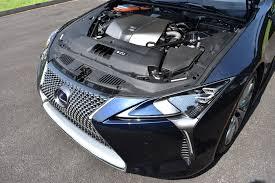 lexus lc500h fuel economy 2018 lexus lc 500h review autoz