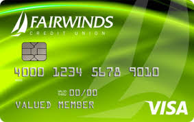 credit cards fairwinds credit union