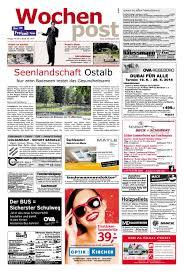 Esszimmerst Le Xxlutz Die Wochenpost U2013 Kw 26 By Sdz Medien Issuu