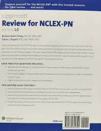 lippincott u0027s review for nclex pn barbara k timby rn c bsn ma