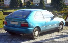 modified toyota corolla rxi 1992 toyota corolla liftback e9 u2013 pictures information and
