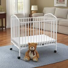 portable crib by l a baby from montgomery ward