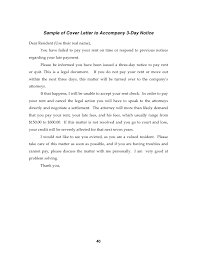 cover letter for rental property property manager cover letter