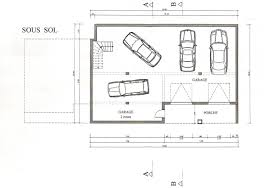 two story house plans with three car garage arts