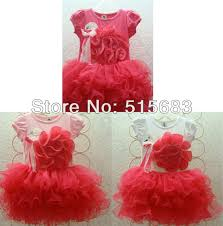 retail toddler party dress size 1 8y petti tutu baby clothes