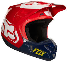 animal motocross helmet fox racing v2 preme helmet cycle gear
