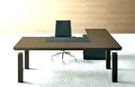grand bureau noir bureau angle design grand bureau design noir angle dangle unique
