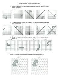 maths symmetry worksheet challenging by tristanjones teaching