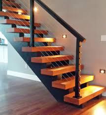 Design For Staircase Railing Stair Railing Ideas