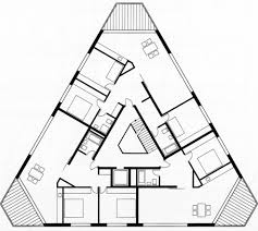 Hexagon House Plans by Dormitory Ground Floor Plan Copy Medium Floor Plan Pinterest