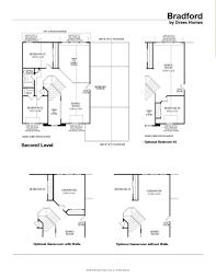 bradford by drees homes design gallery homes nashville
