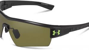review under armour big shot sunglasses