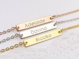 Best Name Necklace 35 Best Name Necklace Images On Pinterest Body Oils Household