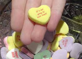 valentines heart candy sayings candy heart messages webmaster forum