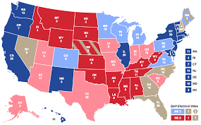 Election 2016 Map by Your Guide To Election Night 2016 Us Presidential Campaign