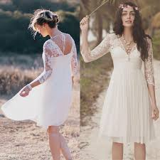 bohemian prom dress sleeves naf dresses