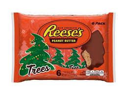 peanut christmas tree reese s christmas tree shapes causing stir