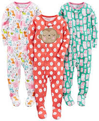 simple joys by s 3 pack snug fit footed