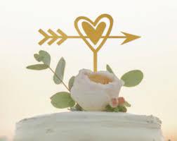 heart cake topper heart cake topper etsy