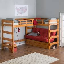 Bunk Futon Bed Fancy Loft Bed With Desk And Futon Loft Bed With Desk And Futon