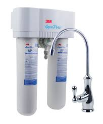 best rated under sink water filtration systems amazon com 3m aqua pure under sink water filtration system model