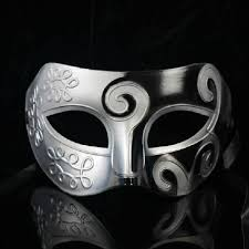 bauta mask fashion plastic jazz prince masks half mask for men party bauta mask