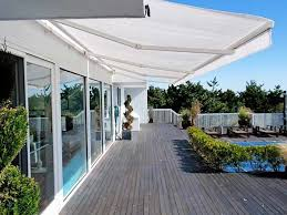 Retractable Awning For Deck Retractable Awnings For Your Home Or Store