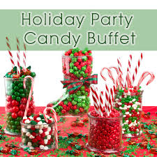 holiday family party candy buffet u2022 holiday nut gift baskets