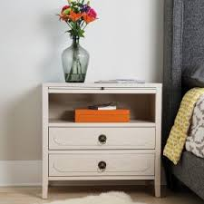 nightstands u0026 bedside tables with pull out tray hayneedle
