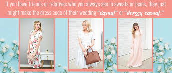 wedding dress code 101 what to wear to 5 types of weddings my
