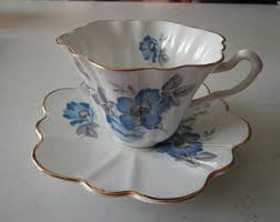 china cup and saucer etsy