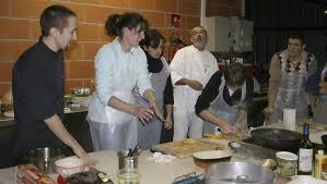 cours de cuisine rodez flavin cours de cuisine avec familles rurales 19 12 2008
